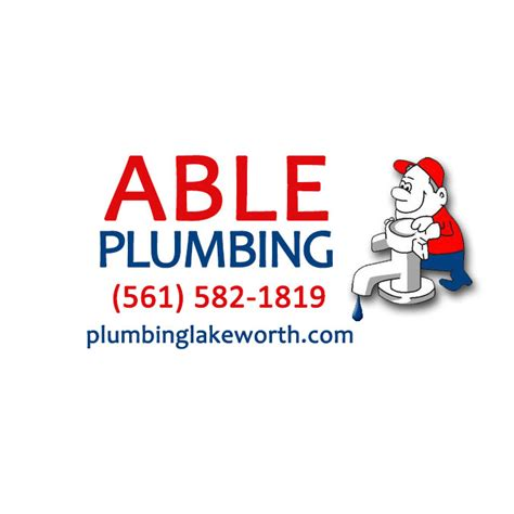 Buckeye Plumbing Florida by Able Plumbing In Lake Worth Fl Whitepages