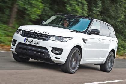 range rover sport | auto express
