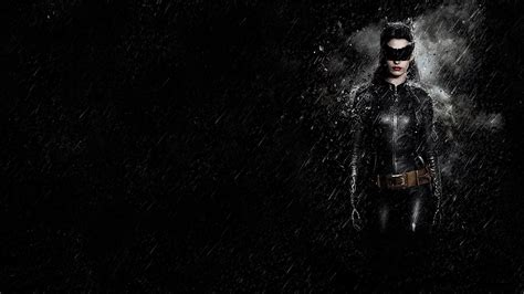 wallpaper of dark knight rises catwoman the dark knight rises wallpaper 19340
