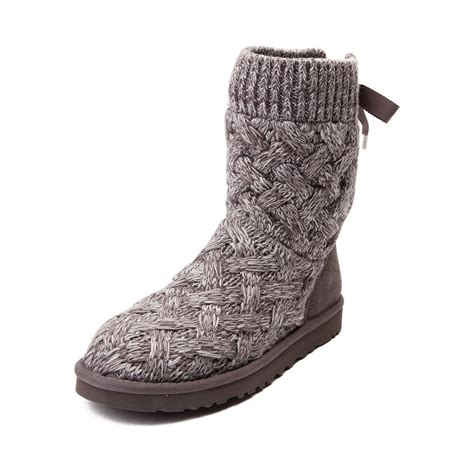 knitted boots ugg knit boots care