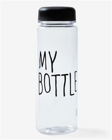 Harga Botol Minum My Bottle my bottle water bottle reitmans