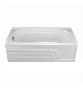66 inch bathtub american standard 1748202 020 colony 66 inch by 32 inch