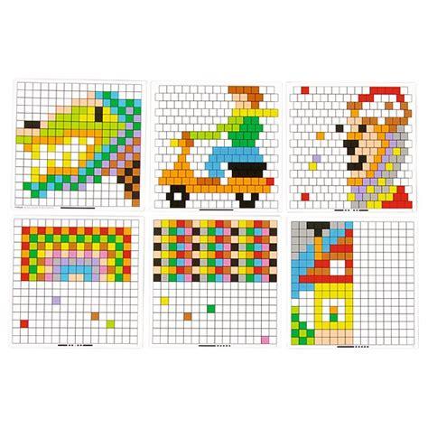 Design Vorlagen F R vorlagen f 252 r quadrat mosaik steckspiel insgraf