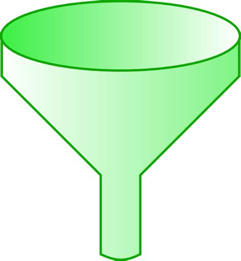 funnel clipart pin funnel clip on