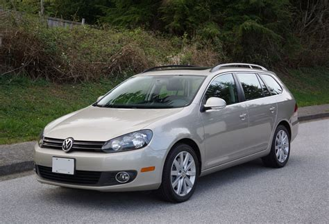 volkswagen golf wagon 2014 volkswagen golf wagon tdi highline road test review