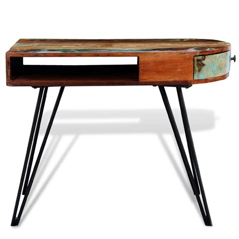 gambe per scrivanie articoli per scrivania in legno anticato massello con