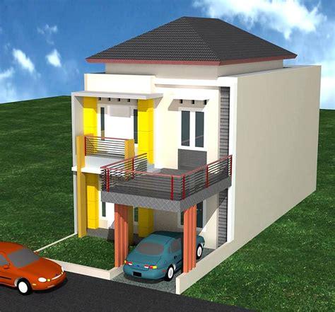 gambar rumah minimalis  lantai ukuran  gambar desain rumah minimalis