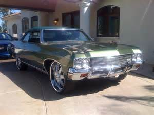 bigslimm33 1970 chevrolet impala specs photos