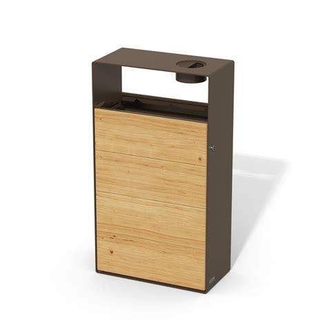 arredo urbano legno eight legno arredo urbano cestini lab23