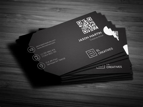 Card Template Darkroom by Corporate Business Card Business Card Templates On