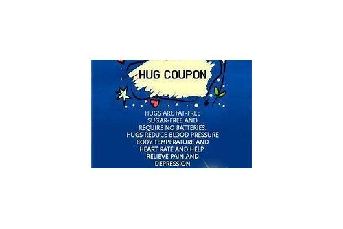unlimited free hugs coupon