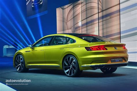 new volkswagen sports 2015 vw sport coupe concept gte revealed with v6 turbo