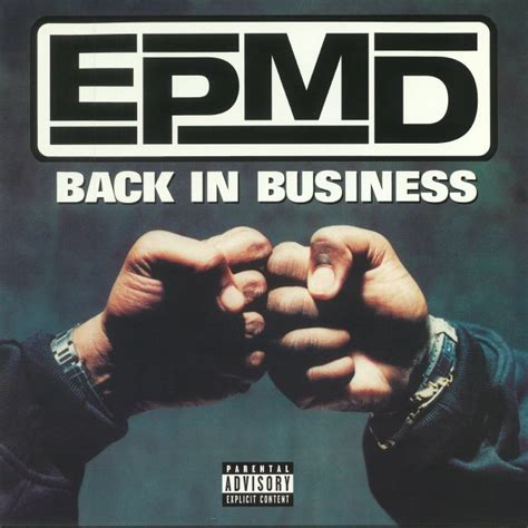 Epmd The Joint Vinyl - epmd back in business reissue vinyl at juno records