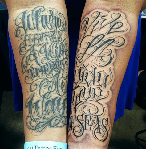 best script tattoo artists 25 best lettering images on