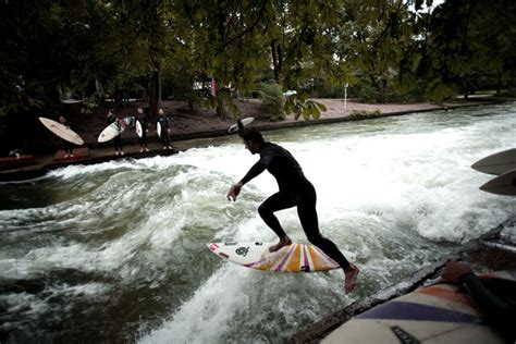 Surfing Germany by How To River Surf In Germany With Soren Heil Korduroy Tv