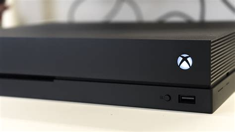 Xbox One X the xbox one x is fighting a battle it can t win