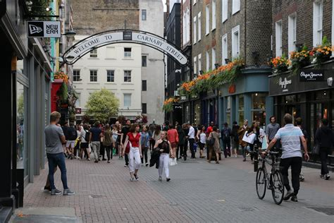 The Coolest Streets in London, England