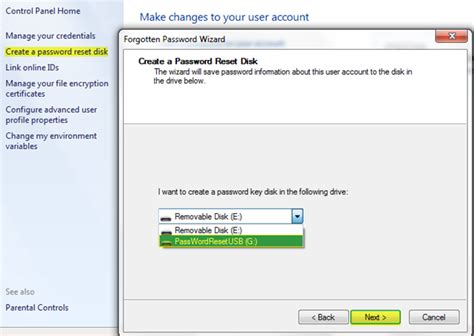 windows password reset usb flash drive how to turn a usb flash drive into windows password reset
