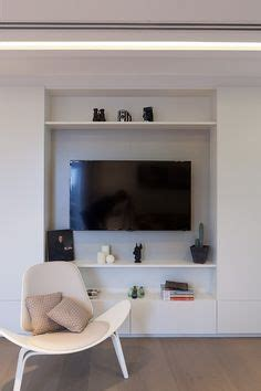 tv alcove ideas images family room home tv nook