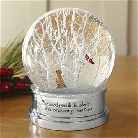 in winter s snow globe villanelle a poem by