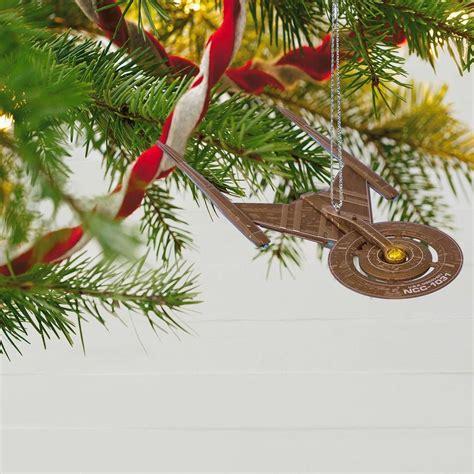 discovery christmas tree trek u s s discovery ornament geekalerts