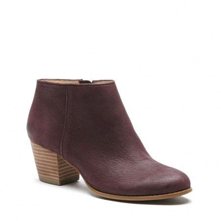 wine colored ankle boots 28 images vintage maroon wine