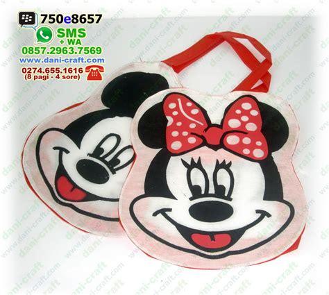 Tas Mickey Souvenir Ulangtahun souvenir ulang tahun souvenir ultah anak
