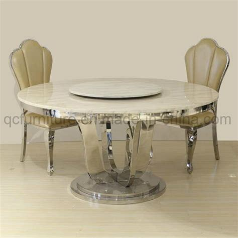 Dining Table Rotating Centerpiece China Modern Design Marble Top Rotating Dining Table Photos On Dining Table Rotating