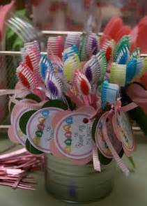 Toothbrush Favors by Southern Blue Celebrations Slumber Ideas For