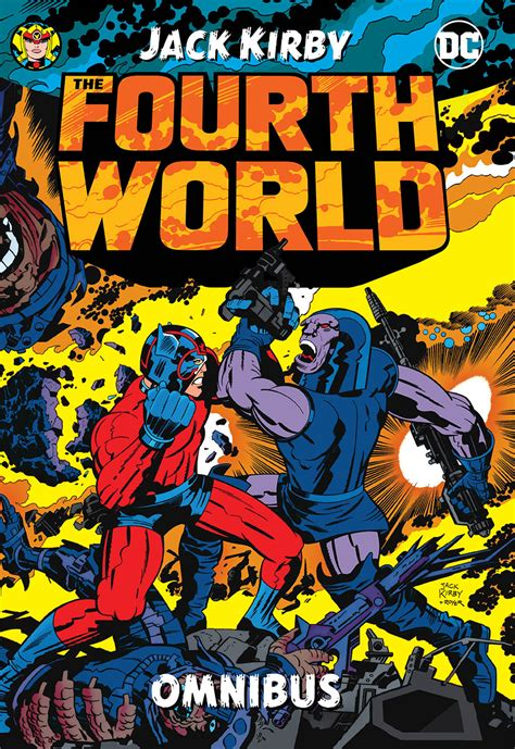 fourth world by jack 1401274757 jun170377 jack kirbys fourth world omnibus hc previews world