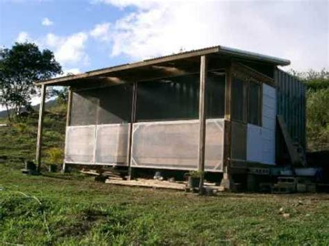 my simple shipping container home youtube