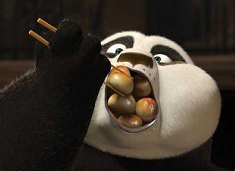 panda alimentazione insegnare ai bambini l alimentazione kung fu