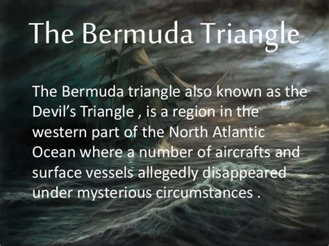 the mysterious bermuda triangle hookedoninspirations blog mystery of the bermuda triangle
