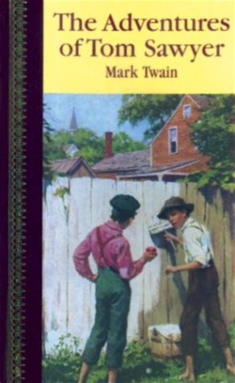 the adventures of tom sawyer books the adventures of tom sawyer link