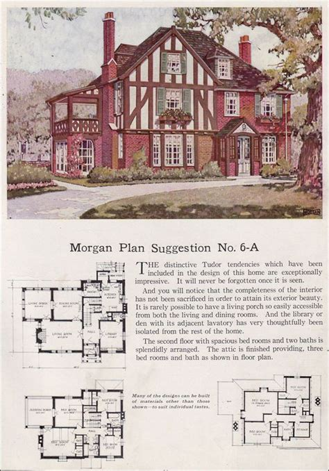 tudor revival house plans english tudor revival 1923 morgan building with