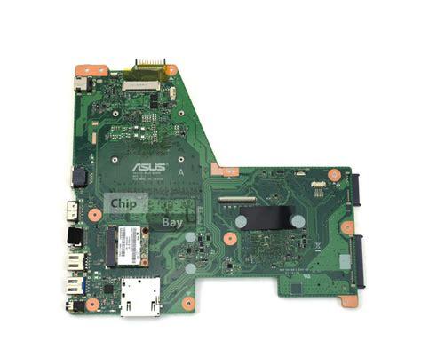 Laptop Asus X451ca Intel I3 3217u genuine asus x451c x451ca laptop intel i3 3217u motherboard 31xjbmb00h0 chipbay