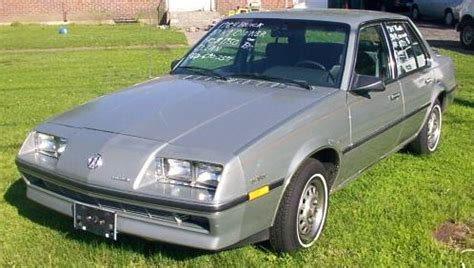 how to learn about cars 1986 buick skyhawk parking system picture of 1986 buick skyhawk