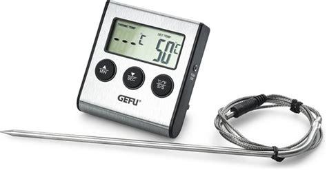 Sale Termometer Digital Merk Crown bol gefu digitale thermometer incl timer