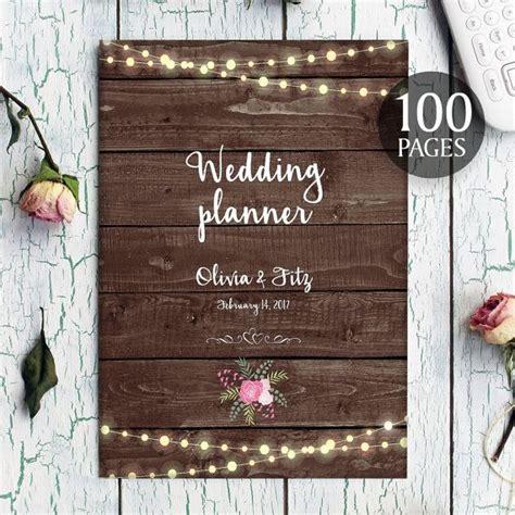 free printable wedding planner cover printable wedding planner instant download wedding