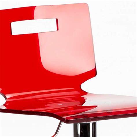 sgabello bar design sgabello per bar e cucina acciaio cromato san jose design