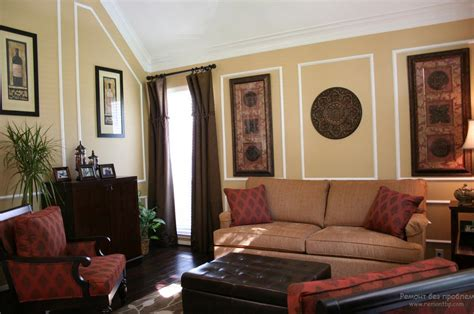 Big W Home Decor молдинги в интерьере квартиры декоративные идеи дизайна