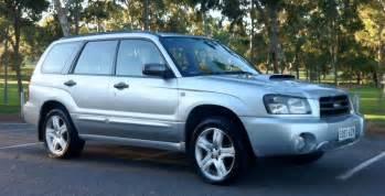 2005 Subaru Forester 2005 Subaru Forester Xt Luxury My06 Car Sales Sa
