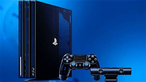 Ps4 500 Million by Playstation 4 Pro 500m Limited Edition Kopen Hier Maak Je Nog Kans