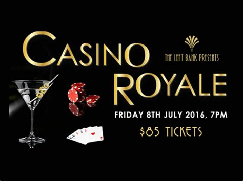 Get A Free Copy Of Casino Royale On Blue Disc When You Buy A Ps3 by Casino Royale 2016 The Left Bank