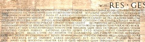 res gestae divi augusti traduzione inscriptions romaines 2 res gestae le 171 rapport moral