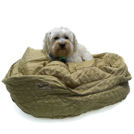 dog bed stuffing woolrich tan small add your own stuffing dog beds 13 deals