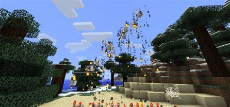 descargar simple fireworks mod  minecraft