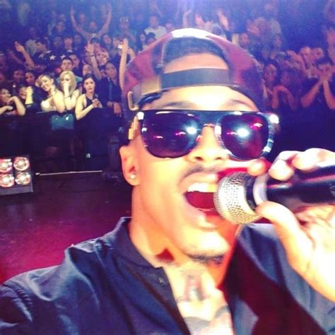 august alsina body measurements august alsina says he shouldn t have respect for trey songz