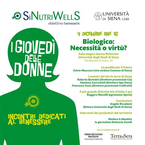 biologico necessit 224 o virt 249 all universit 224 di siena si