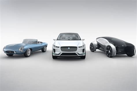 Jaguar Land Rover 2020 by Jaguar Land Rover Is Joining The Electrify Everything Club